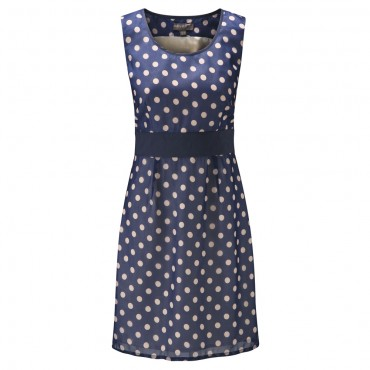 Laurent Spot Dress