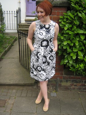 Dolly Clackett Fever Hetty Dress