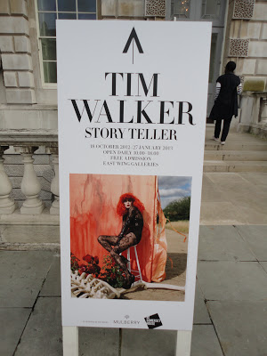 A Board for Tim Walker Exhibition