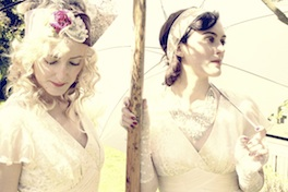 Verity & Violet: Wedding plans