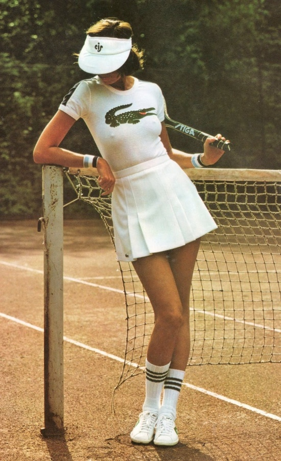Vintage Tennis Outfit 65