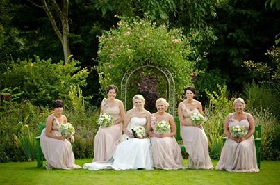 Christina Sadler wedding image