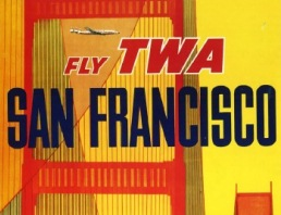 Fever loves: Vintage travel memorabilia