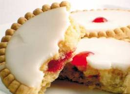 Recipe revival: Cherry Bakewell tarts