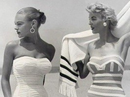 Vintage Swimwear - An idea from Katie de Joux