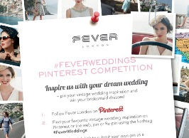 #FeverWeddings Pinterest Competition