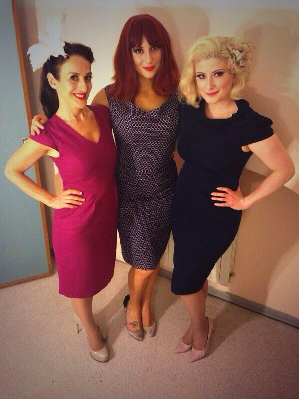 Puppini Sisters SS14