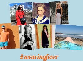 Competition: #wearingfever