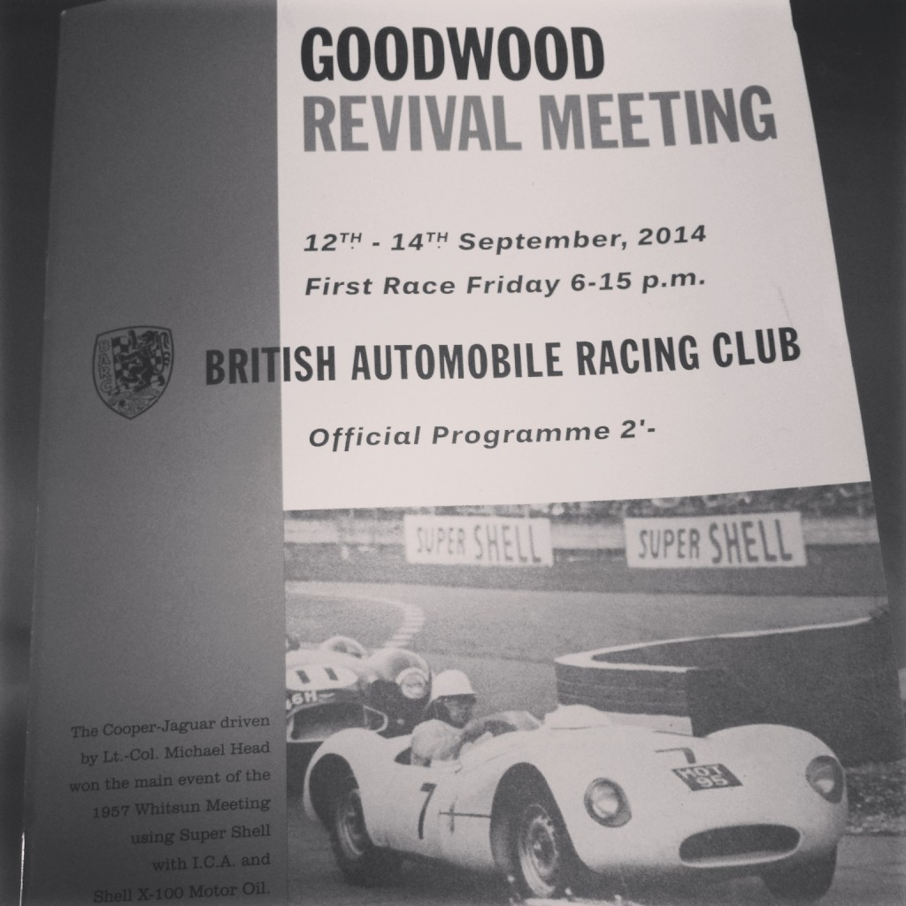 Goodwood Revival book