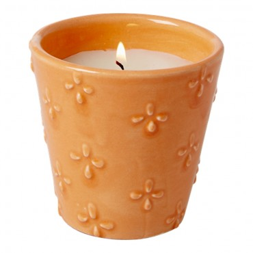 Candle_in_Ceramic_Cup_Orange