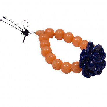 Glass_Bead_Bracelet_Orange