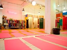 Tea & Yoga at Fever London!