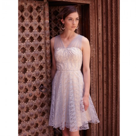 The Fonteyn Dress, inspired by a 1950s prom dress