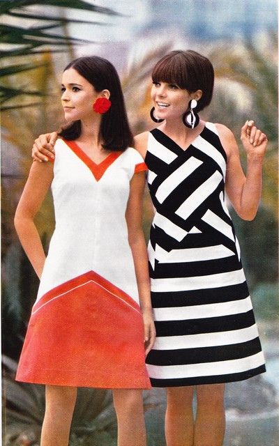 1960s fashion photography from pinterest