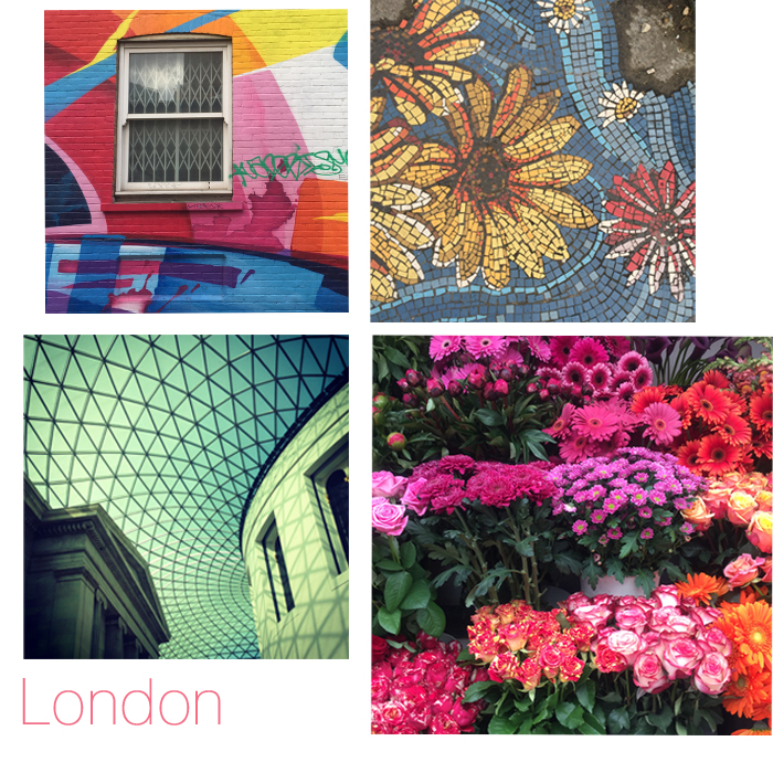 Print ideas from London