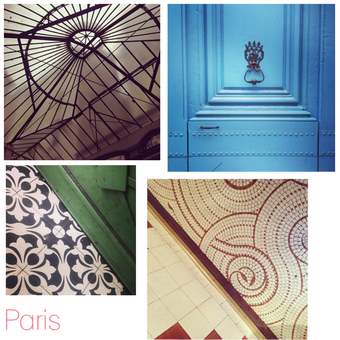 Print ideas from Paris