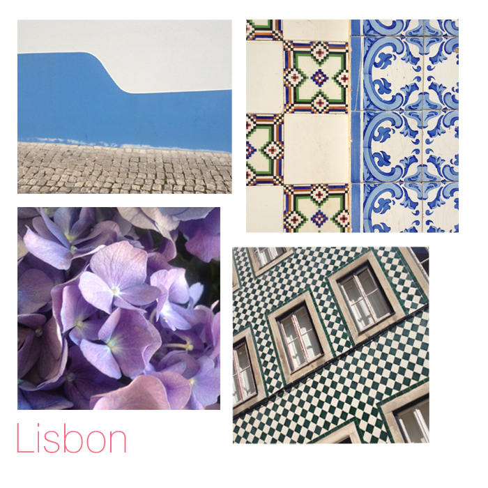 Print ideas from Lisbon