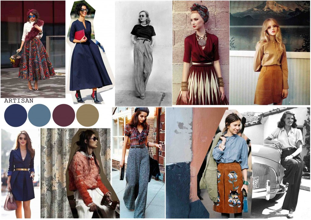 95ab4d1cbd99 And finally our  Artisan  moodboard with retro textiles