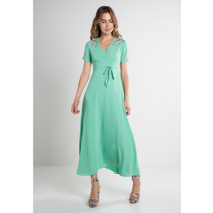 Abigail Maxi Dress Mint