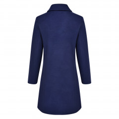 Lana Coat Navy