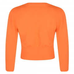 Mariel Cardigan Orange