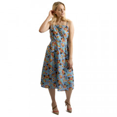 Polly Sundress Multi Floral