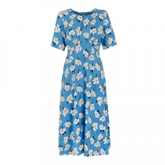 Emilie Dress Multi Floral