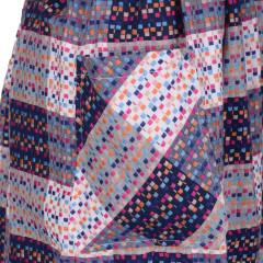 Hadley Skirt Navy Multi