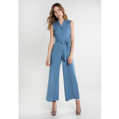 Yvonne Jumpsuit Light Denim