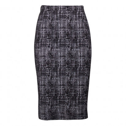 Neve Skirt Black/Cream