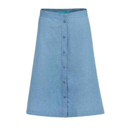 Elizabeth Skirt Light Denim