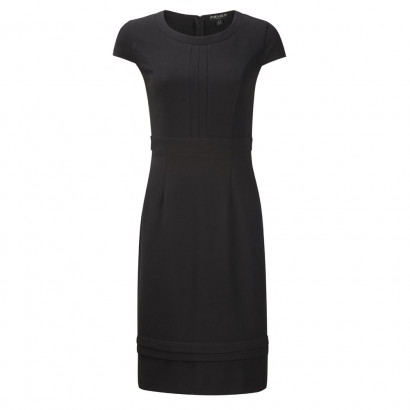 Molly Shift Dress Black