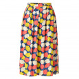 Lemonade Skirt Navy Multi