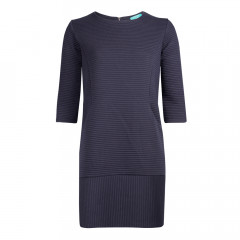 Freya Pocket Dress Navy