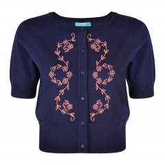Hetty Cardigan Navy