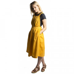 Laura Strap Dress Honey