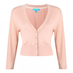 Mariel Cardigan Light Peach