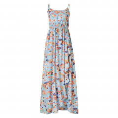 Polly Maxi Dress Multi Floral