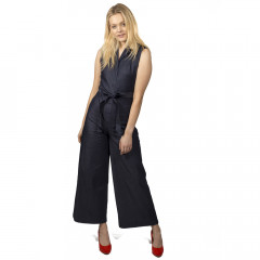 Yvonne Jumpsuit Dark Denim