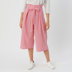 Sabina Culottes Red/Cream