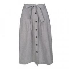 Juno Skirt Black/White