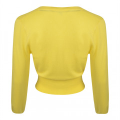 Mariel Cardigan Yellow