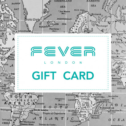 Fever London Online Gift Card