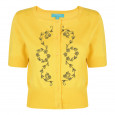 Hetty Cardigan Yellow