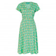 Lavinia Wrap Dress Mint
