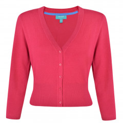 Mariel Cardigan Winter Berry