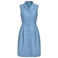 Yvonne Shirt Dress Light Denim
