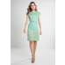 Lavinia Button Down Dress Mint
