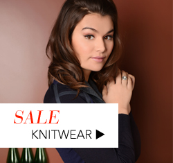 Shop sale knitwear