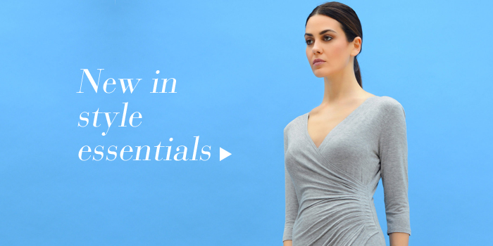 New in style essentials